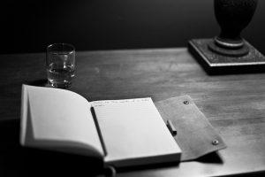 Buch Tagebuch