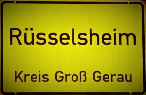 Rüsselsheim Ortsschichild (4)