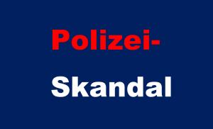 Polizei Skandal