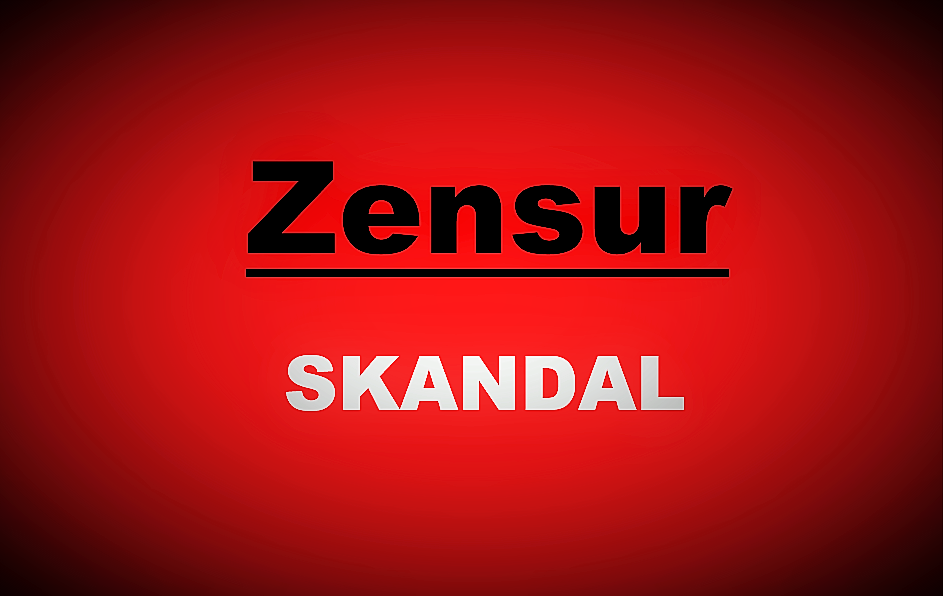 Zensur Skandal