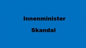 Innenminister Skandal