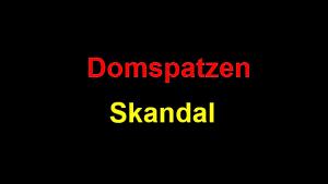 Domspatzen Skandal