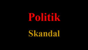 Politik Skandal