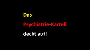 Psychiatrie-Kartell