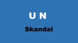 UN Skandal