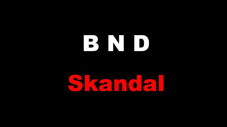 BND-Skandal