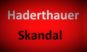Haderthauer Skandal