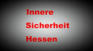 Innere Sicherheit Hessen