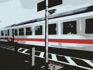 DB Bahn Zug