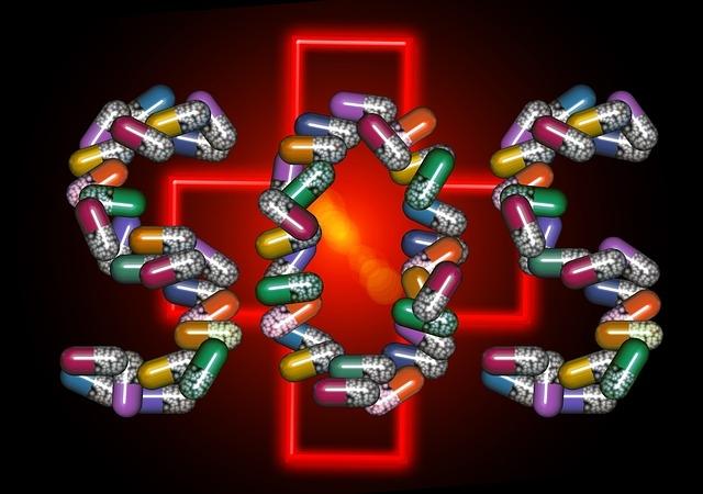 Medizin Gift Chemie