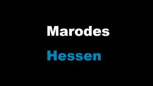 Marodes Hessen