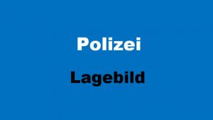 Polizei Lagebild