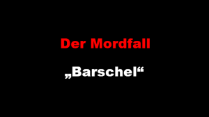 Der Mordfall Barschel