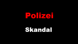 Polizei-Skandal