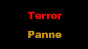 Terror Panne