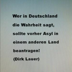 Wahrheit Deutschland