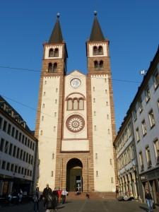 Dom Würzburg Kirche