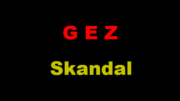 GEZ-Skandal