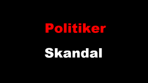 Politiker-Skandal