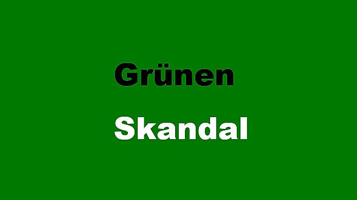 Grünen-Skandal