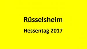 Rüsselsheim