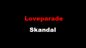 Loveparade Skandal