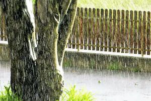 Regen regenschauer