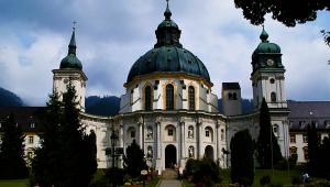 Benediktinerklosters Ettal