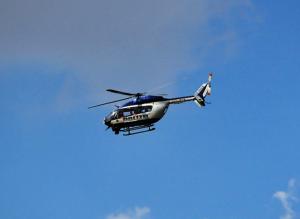 Polizei Hessen Hubschrauber