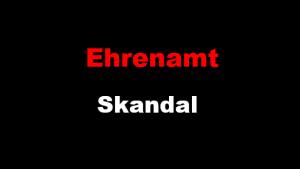 Ehrenamt-Skandal
