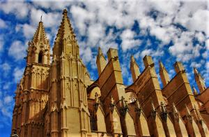 Mallorca Kirche Palma
