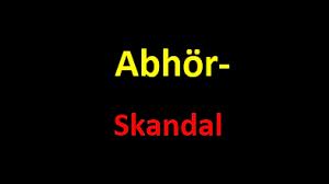 Abhör-Skandal