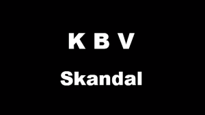 KBV-Skandal
