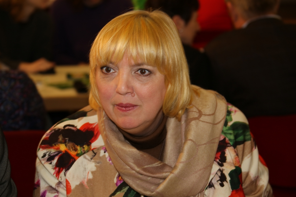 claudia roth photo