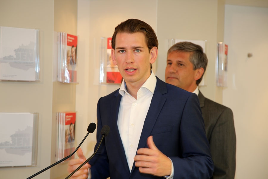 Sebastian Kurz photo