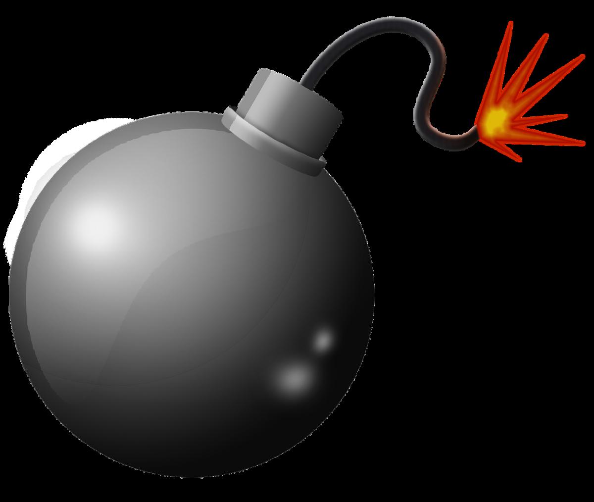Bombe photo
