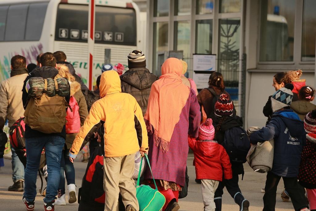 Migranten photo