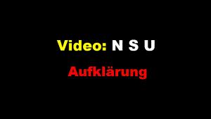 NSU Video