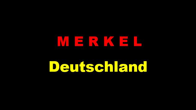 Merkel Deutschland