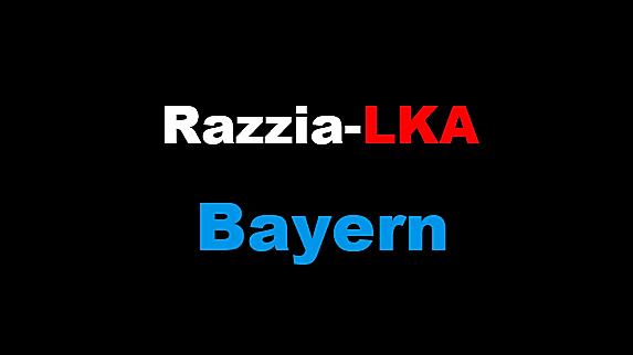 Razzia LKA Bayern