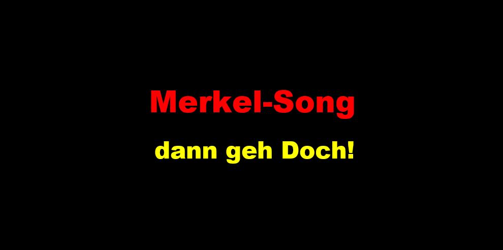 Merkel Song