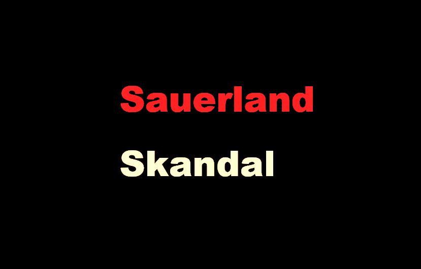 Sauerland Skandal