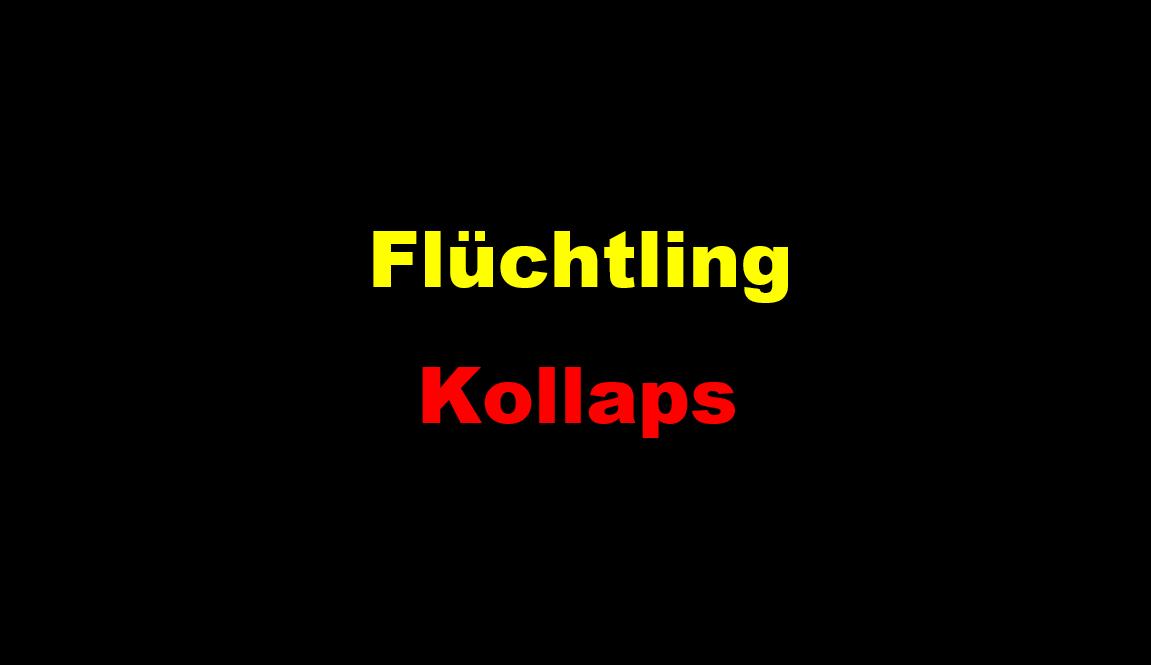 Flüchtling-Kollaps