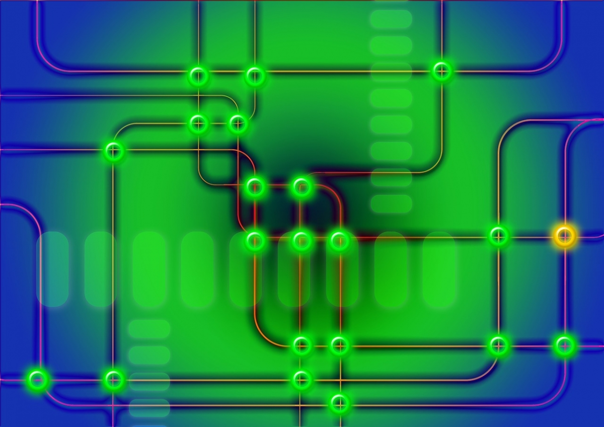 mikrochip photo