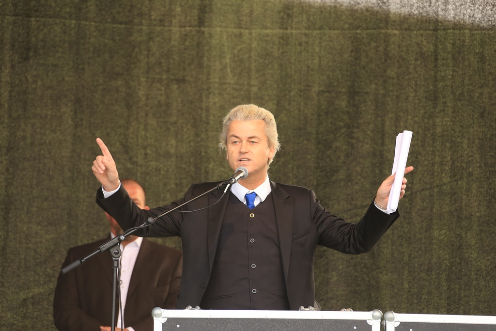 Geert Wilders photo