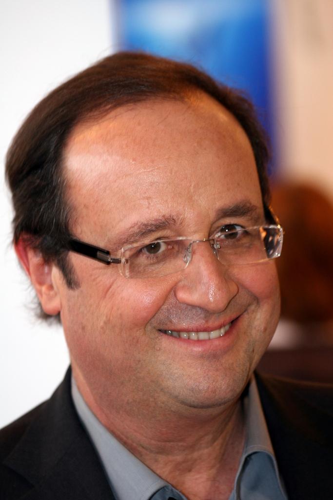 François Hollande photo
