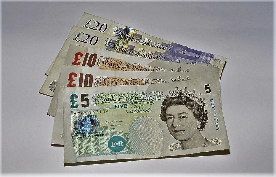 England Pfund