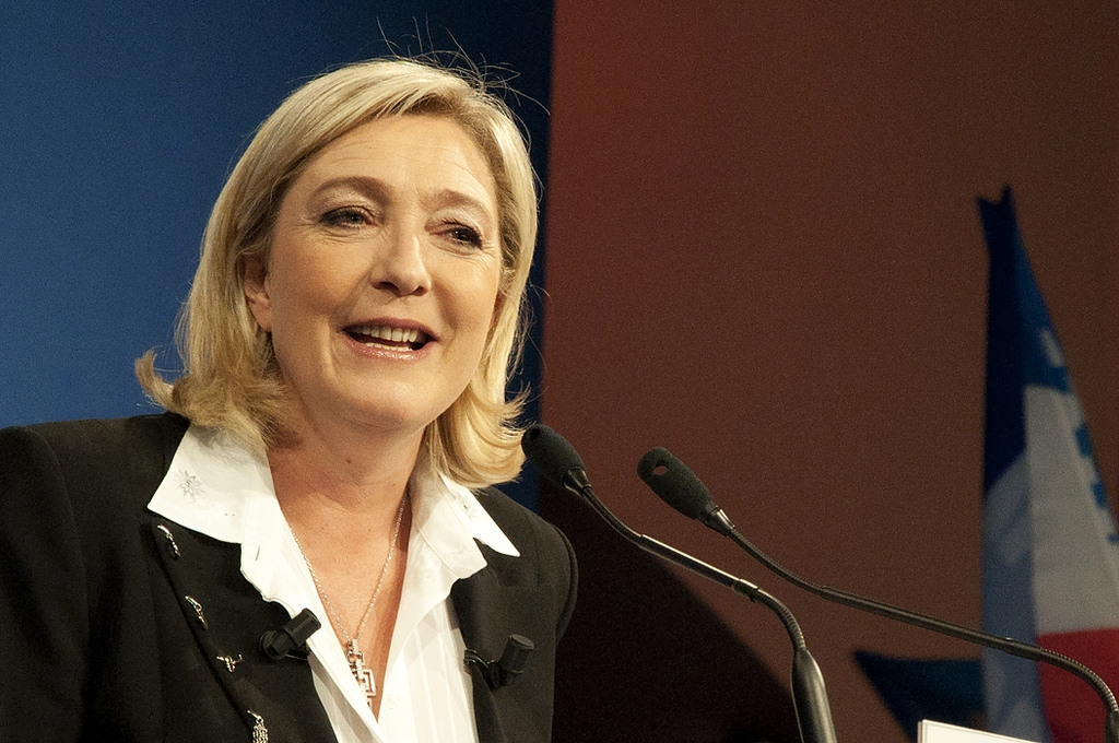 Marine Le Pen photo
