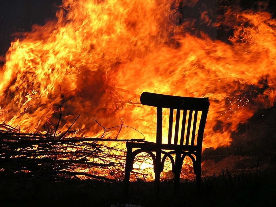 Feuer-Flamme