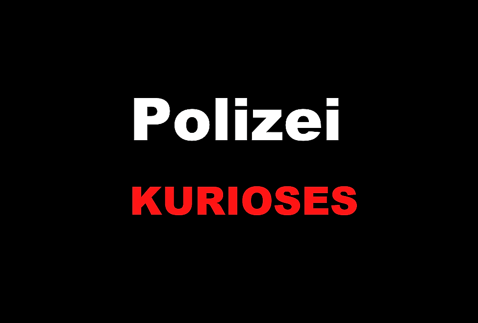 Polizei Kurioses
